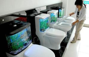 Don't flush!! :-)